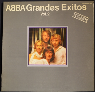 ABBA GRANDES EXITOS VOL.2.